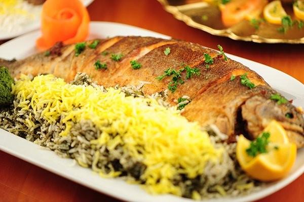 طرز تهیه ماهی زنجبیلی برای شب عید