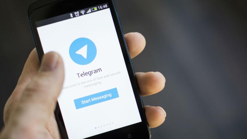 تلگرام ایران را از خرید ارز رمزنگار «گرم» ممنوع کرد