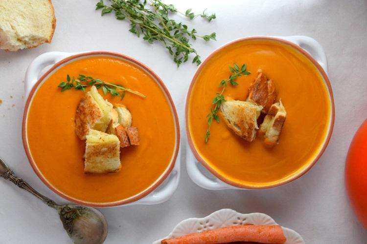 سوپ سم زدای سیر و زنجبیل+ روش تهیه