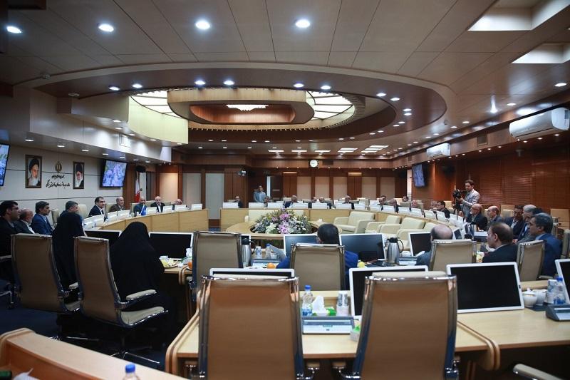 برگزاری سومین جلسه مشاورین وزیربهداشت