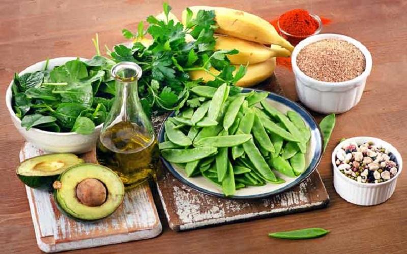 بهترین منابع غذایی حاوی ویتامین K