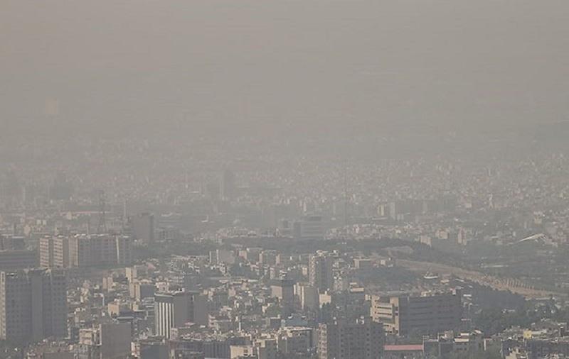 طرح کاهش آلودگی هوا و مقابله با ریزگرد در اردبیل تدوین می شود