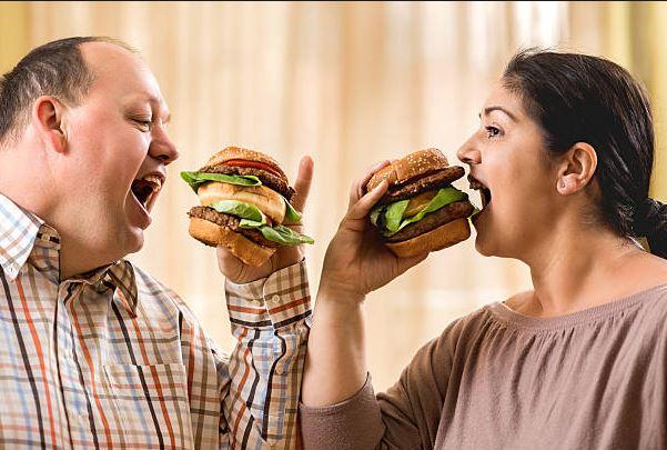 چرا زوجها پس از ازدواج چاق میشوند؟