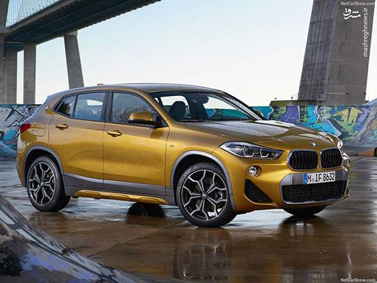 شاسی بلند جدید BMW + عکس