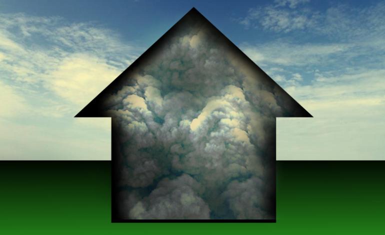 چطور هوای خانه آلوده میشود؟