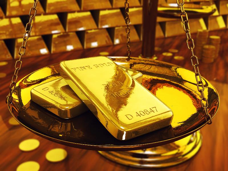 قیمت طلا در نوسان است