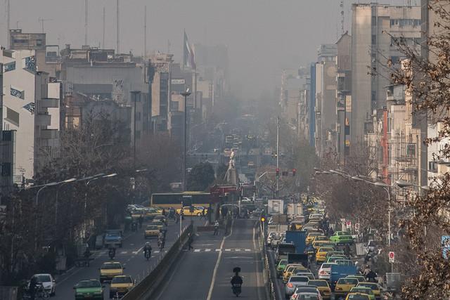 افزایش آلایندهها در شهرهای صنعتی ادامه دار است
