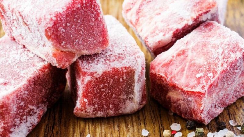 ترفندی برای استفاده از گوشت یخ زده