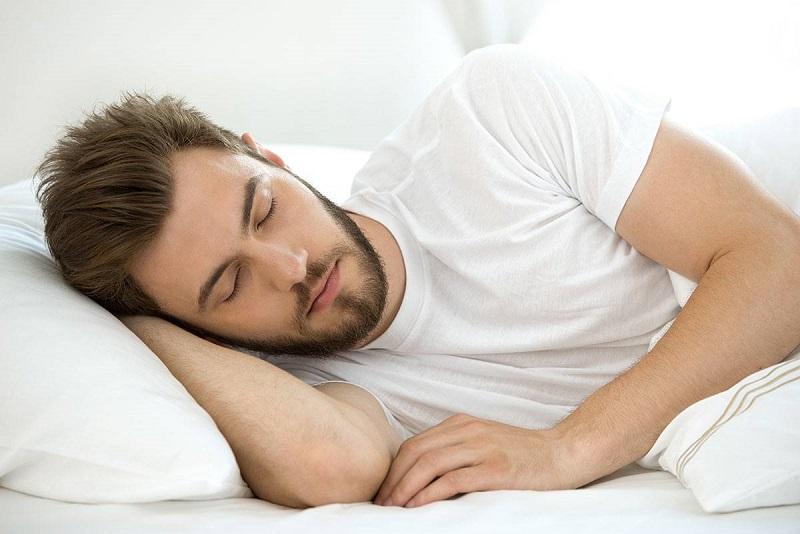 چگونه سریع بخوابیم؟+اینفوگرافیک