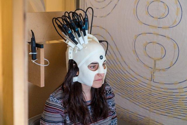 ابداع کلاهی برای تصویربرداری از مغز+عکس