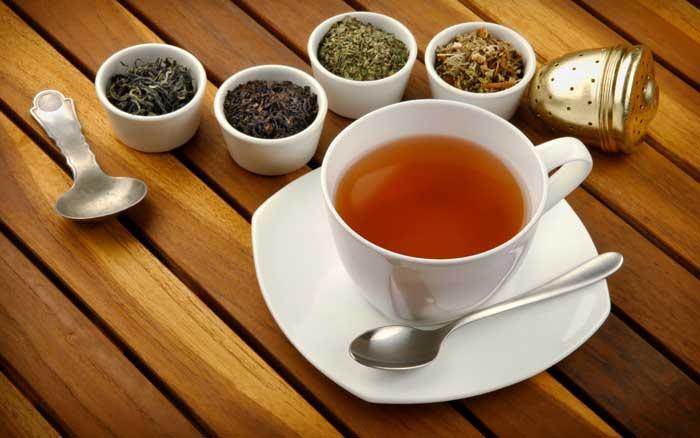چای های عیدانه برای پذیرایی