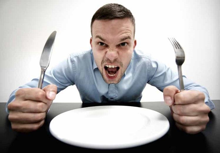 احساس گرسنگی، دردهای مزمن را سرکوب میکند!