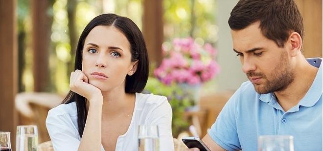 متأهل ها در شبکه های اجتماعی از این کارها نکنند