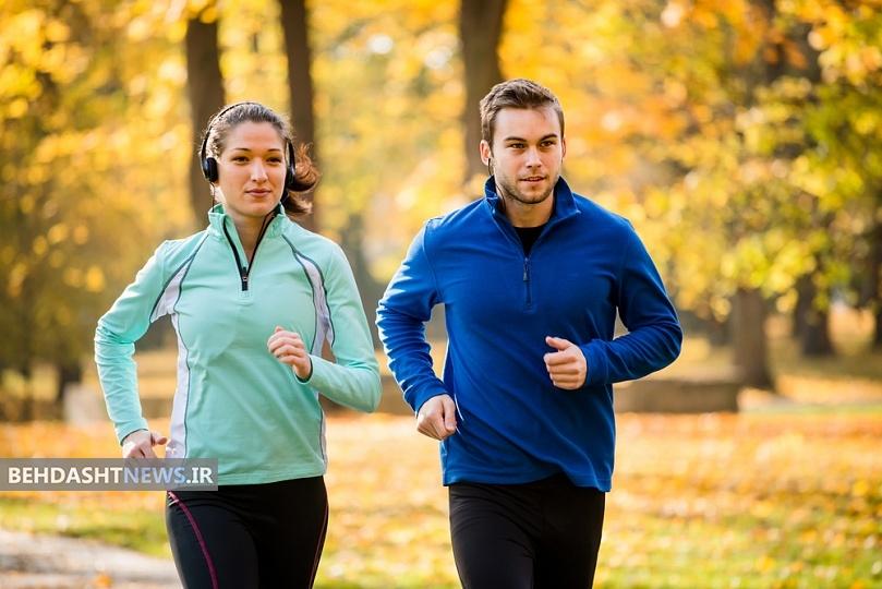 حداقل میزان ورزش هم برای بدن مفید است