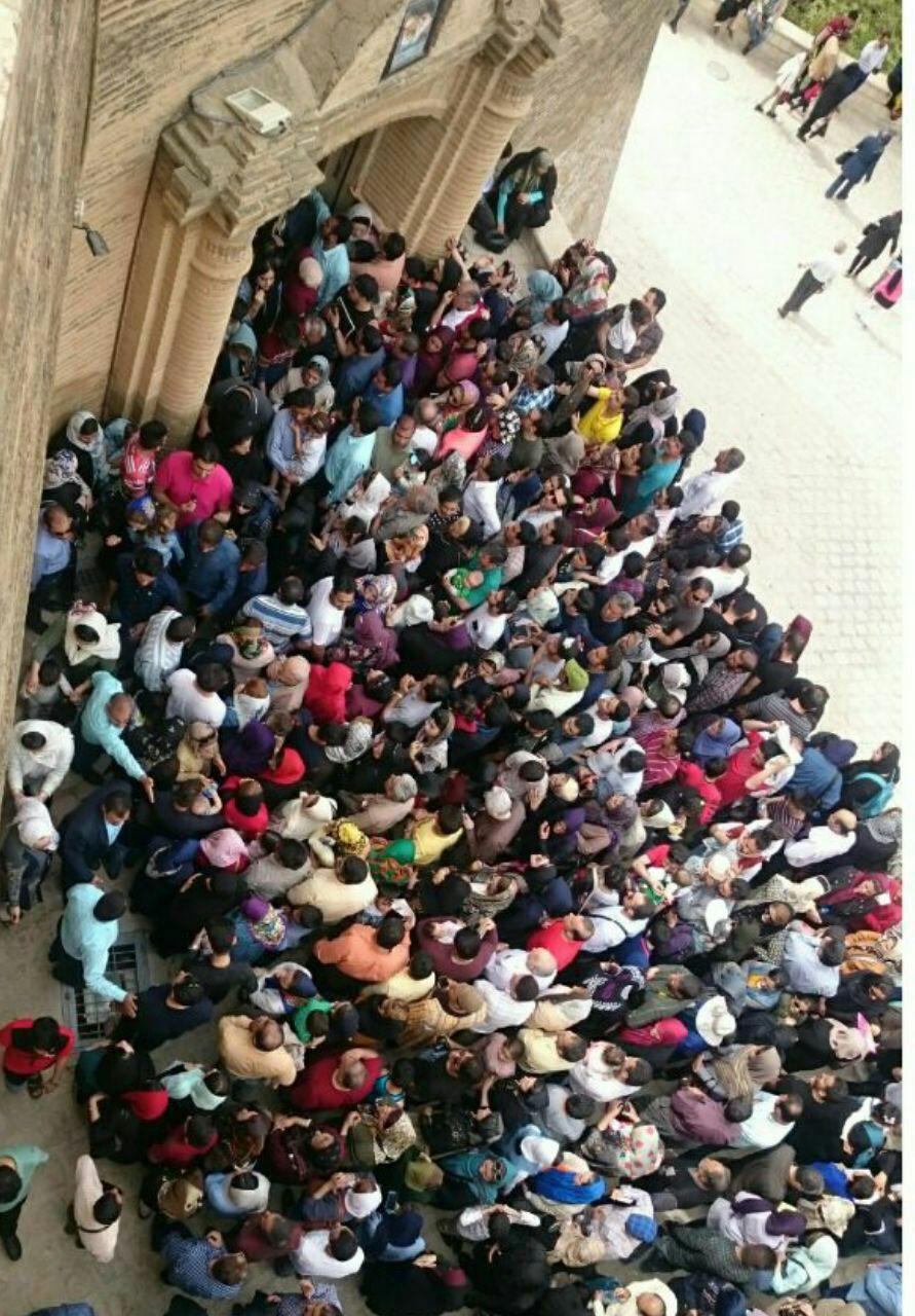 این تصویر در پاسخ به  تصویر ازدحام ورود به ترکیه
