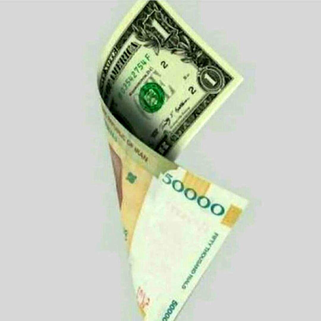 این عکس و دست به دست کنید شاید خود دلار خجالت بکشه!