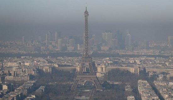 اقدامات شهردار پاریس برای مقابله با آلودگی هوا