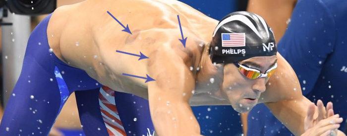 آیا مایکل فلپس دارندهٔ ۲۸ مدال المپیک مشتری دائم حجامت است+تصاویر