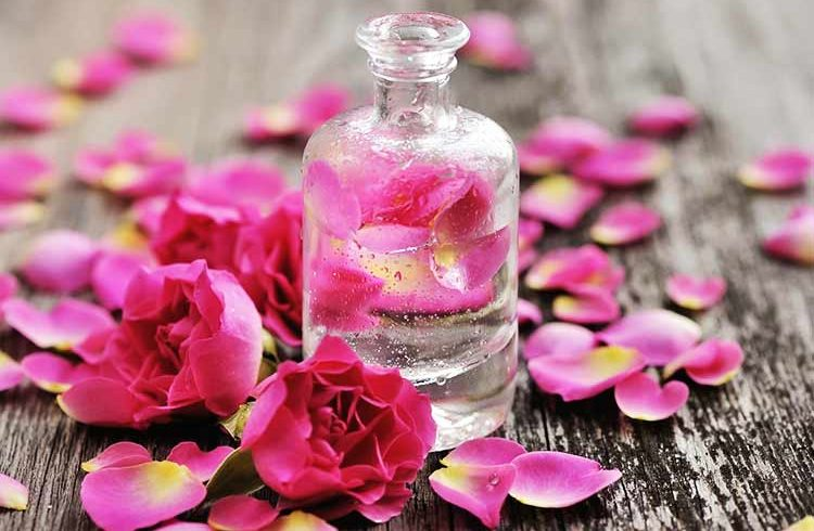 خاصیت گلاب برای سلامتی و پوست