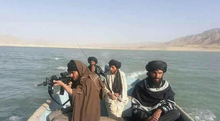 طالبان اعلام تشکیل نیروی دریایی کرد!+عکس