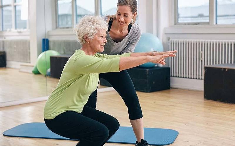 توصیه های ورزشی برای مبتلایان به ضعف استخوان