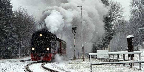 سرمای بیسابقه در پایتخت مجارستان
