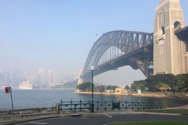 موج شدید گرما و هشدار آلودگی هوا در استرالیا