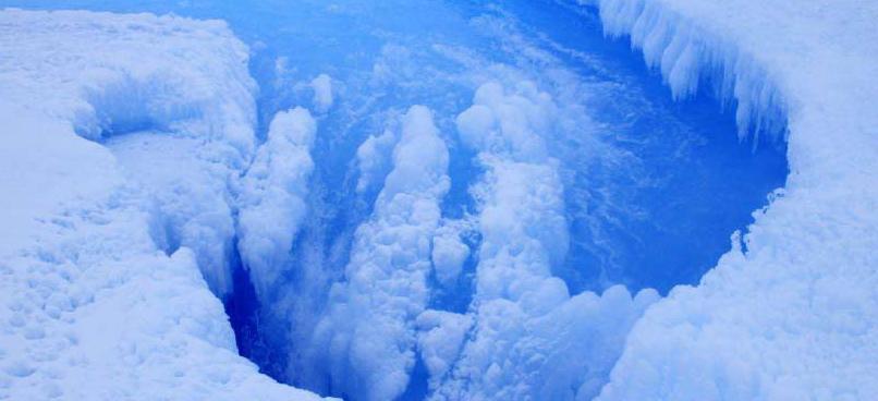 یکی از صفحات بزرگ یخی قطب جنوب ناپایدار میشود