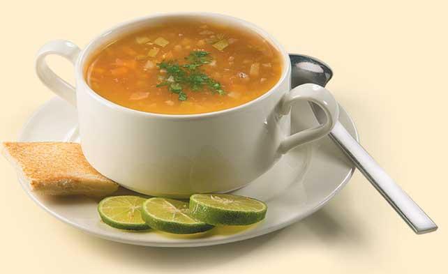 چگونه سوپ و آش ها را سرشار از پروتئین کنیم؟