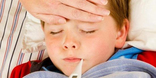 اینفوگرافیک/درمان خانگی تب