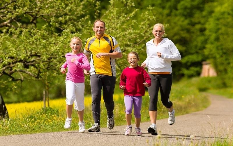 پیشگیری از بیماری ها با فعالیت بدنی