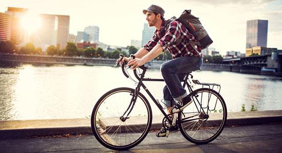 فواید دوچرخه سواری برای بدن