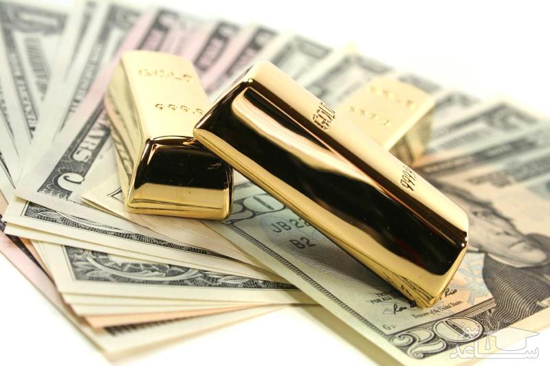 قیمت طلا به ۱۳۳۴ دلار رسید