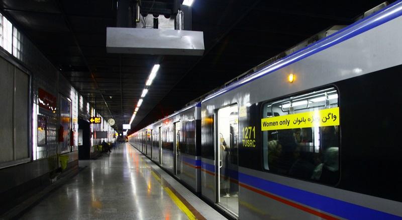 افزایش قیمت بلیت مترو در اردیبهشت