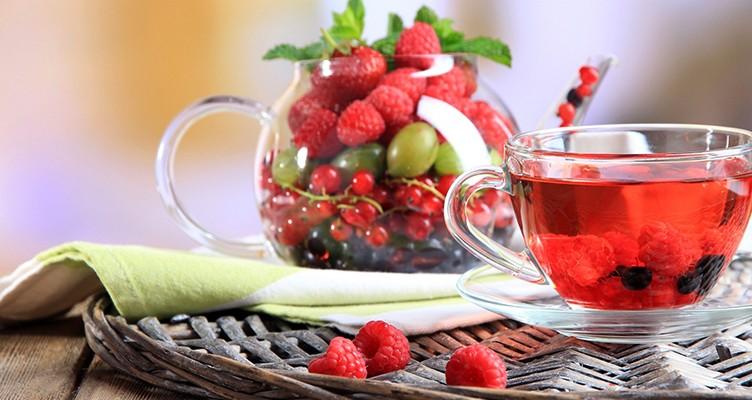 خطر چایهای میوهای برای دندانها