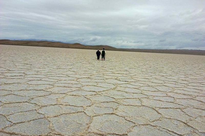 آخرین وضعیت گردشگر گمشده در دریاچه نمک آران و بیدگل