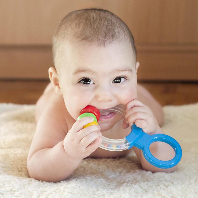 ژل دندان نوزاد چه عوارضی دارد؟