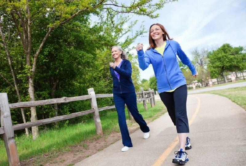 راه رفتن سریع، عمرمان را زیاد میکند