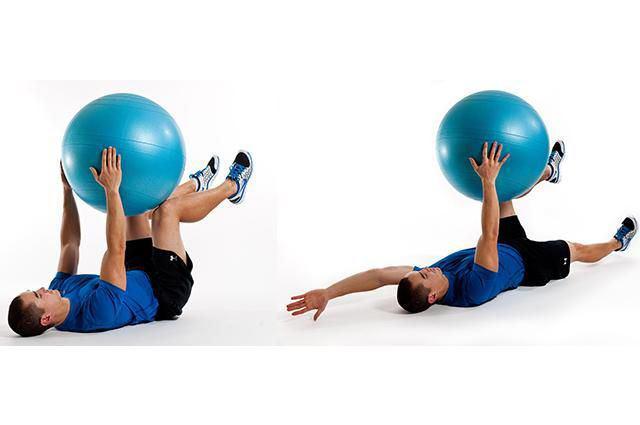 ۸ تمرین برای تقویت عضلات شکم