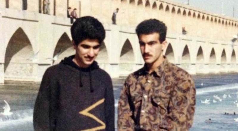 تیپ دهه شصتی نقی پایتخت! + عکس