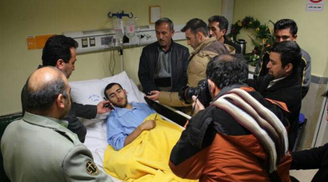بازتاب خبر از دست دادن پای سربازی برای نجات یک سگ در الجزیره