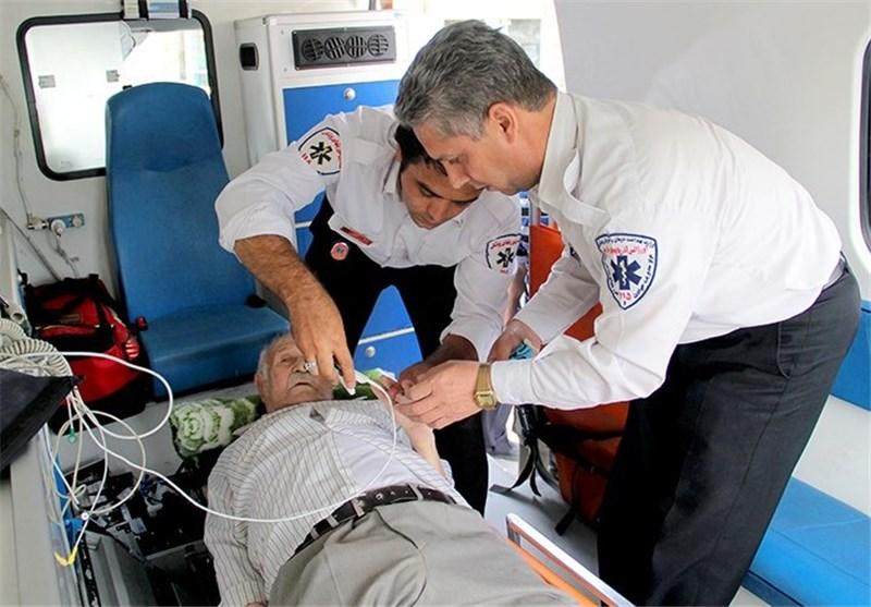 رشد ۱۶.۴ درصدی ماموریتهای اورژانس در نوروز97
