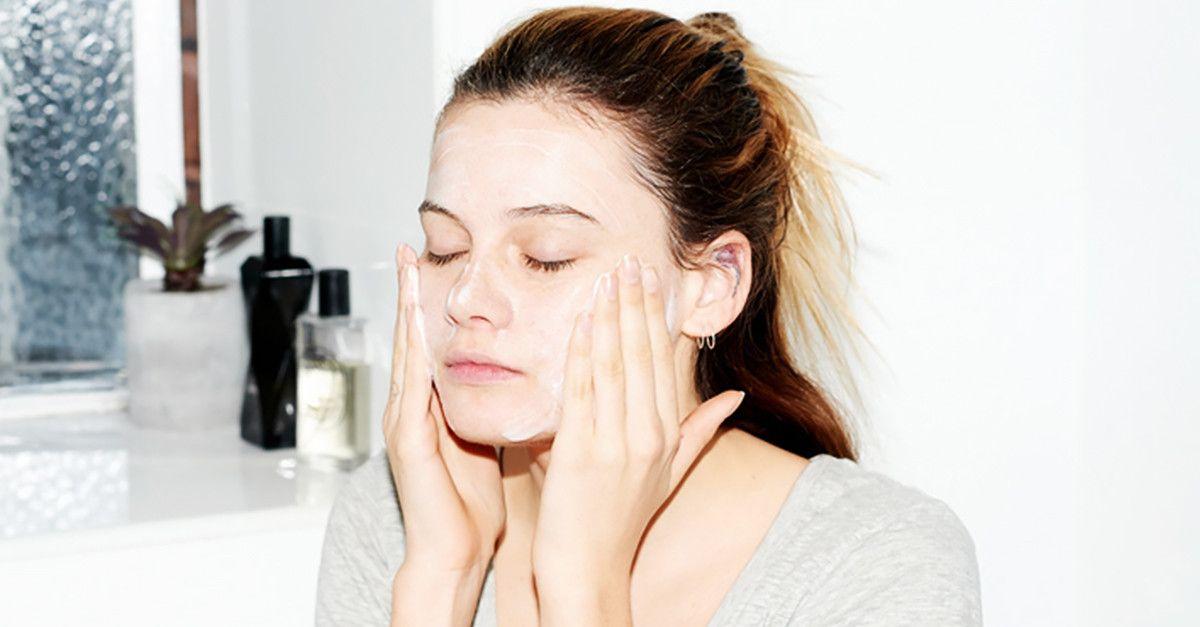 درمان پوست چروک و نازک