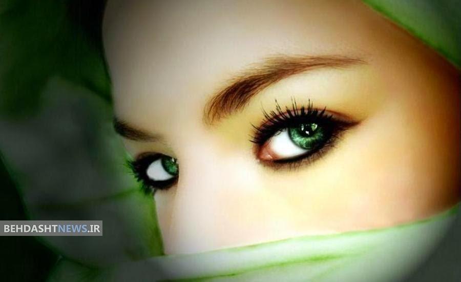 راه هایی برای داشتن چشمان جذاب