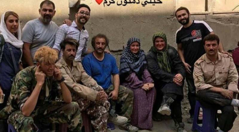 استوری همسر شهید مدافع حرم برای «پایتخت ۵» + عکس