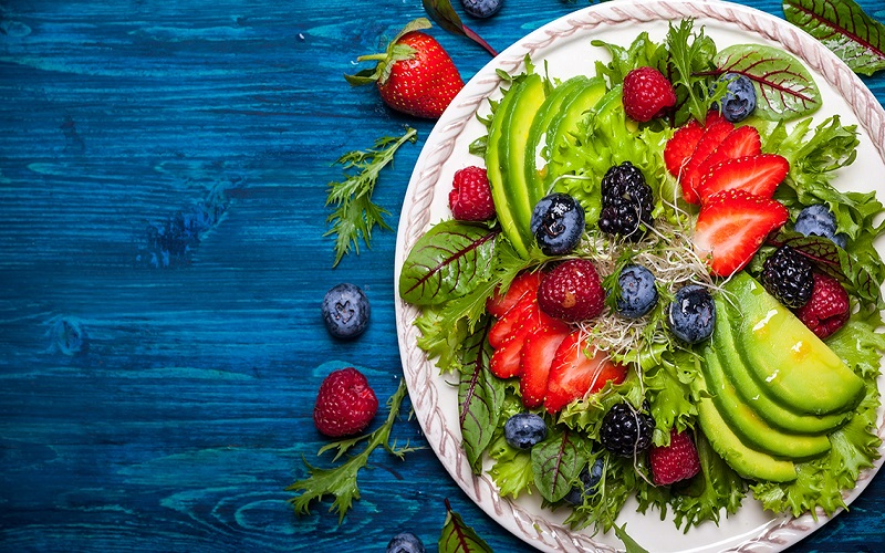 با این میوهها کبد چرب خود را پاکسازی کنید