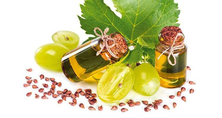 فواید روغن هسته انگور برای مراقبت از مو