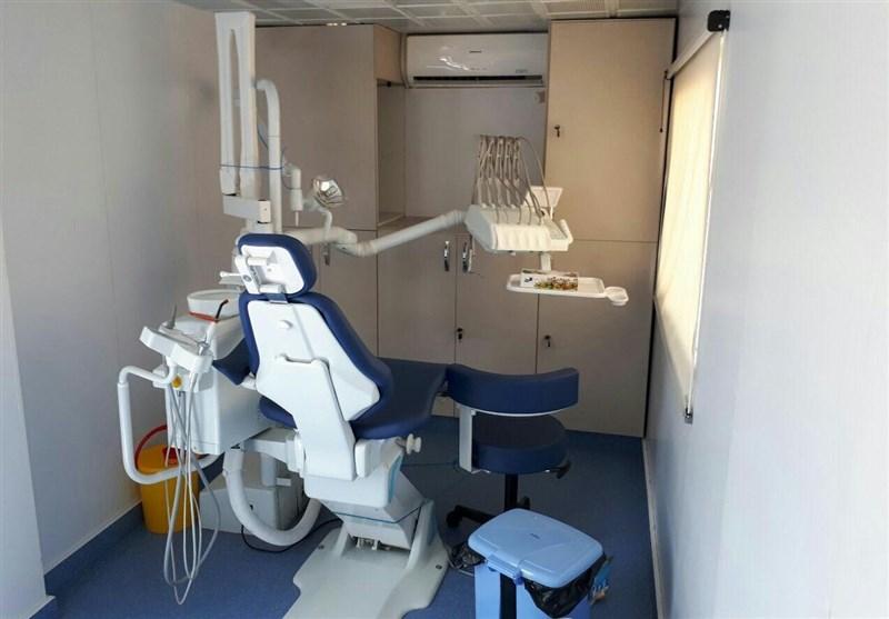 یونیتهای دندانپزشکی که خاک میخورد
