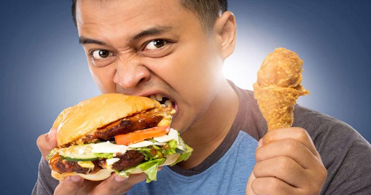 پرخوری عصبی را با 7 گام موثر کنترل کنید