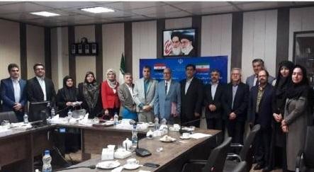 امضای تفاهم نامه ایران وعراق در حوزه تجهیزات پزشکی